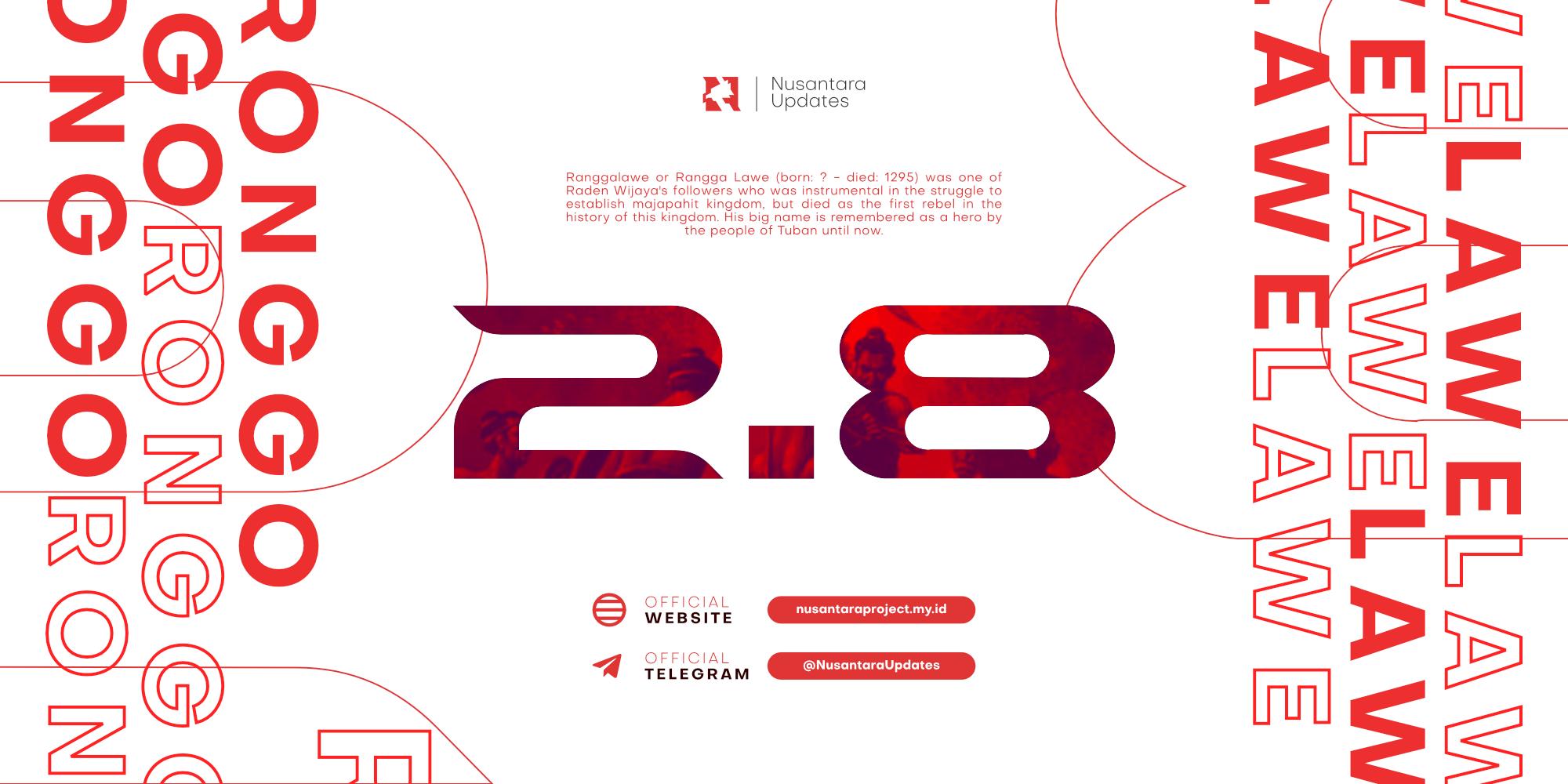 [ROM] NusantaraProject - v2.8 Ranggalawe [Mi 6][Sagit]