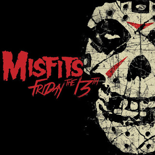 The Misfits - Friday The 13th (EP) (2016) - Album Download, Itunes Cover, Official Cover, Album CD Cover Art, Tracklist