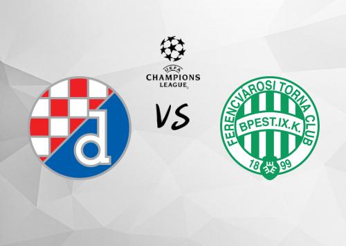 Dinamo Zagreb vs Ferencváros  Resumen