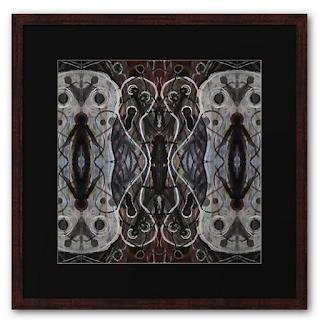 Ghosts Emerging by Melasdesign