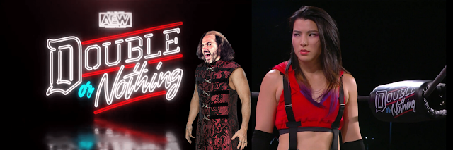 AEW Double Or Nothing - Quick Thoughts & Match Ratings