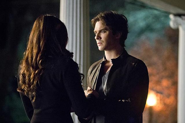 Elena Forgets Loving Damon