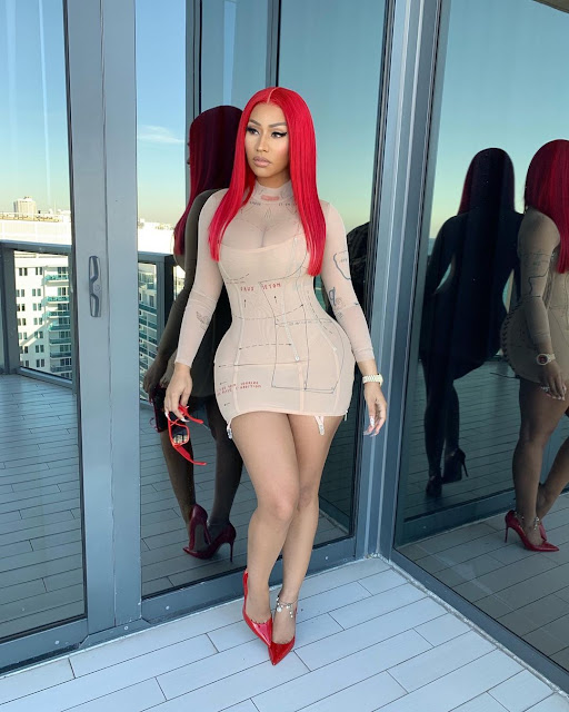 nicki minaj net worth 2020