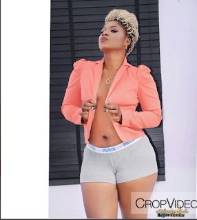 Blossoming Actress, Destiny Etiko Celebrates Her Birthday With New Sexy Photos