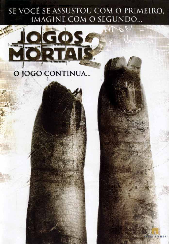 Jogos Mortais 2 Torrent - Blu-ray Rip 720p e 1080p Dual Áudio (2005)