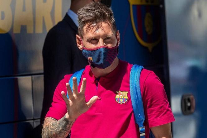 Messi dará una conferencia de prensa este domingo