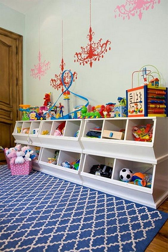 Chldren's toy storage