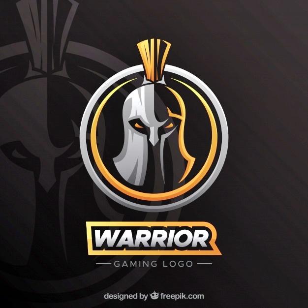 Logo Mentahan Esport Warrior Gaming