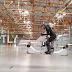 Η πρώτη ιπτάμενη «μοτοσυκλέτα» είναι γεγονός! Η πρώτη δοκιμή έγινε στην Μόσχα (vid)
