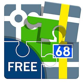 Locus Maps Free: app per il cicloturismo