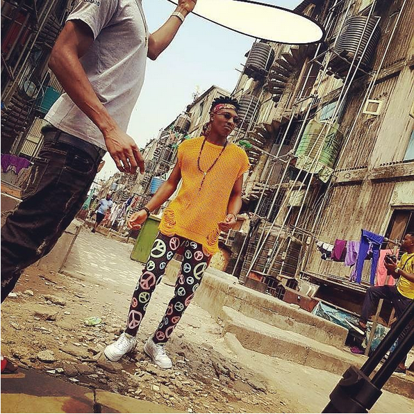 Efe-shoot-video-for-Warri-4