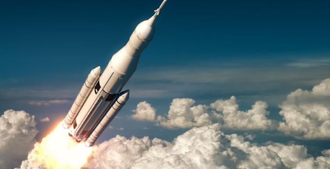 Il razzo Lunga Marcia 5B è rientrato in atmosfera