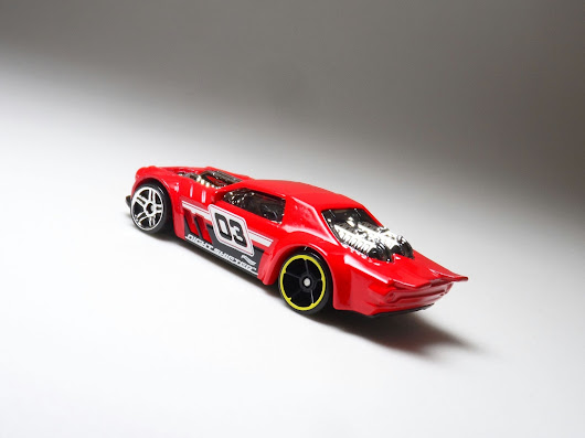Exclusivos Hot Wheels: Night Shifter