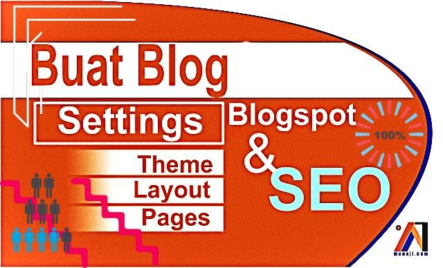 Cara Lengkap Membuat Blog Blogger dan Penggunaan Toolbar Google Posting