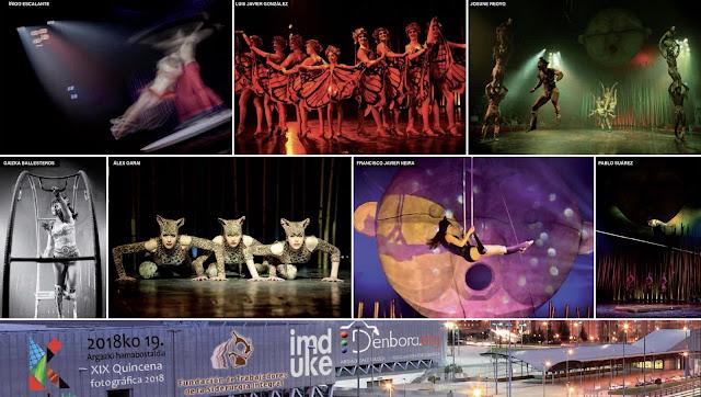 Exposición sobre el circo