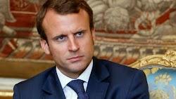 Με μία συμβολική ανάρτηση γραμμένη στην ελληνική γλώσσα, ο Γάλλος πρόεδρος Εμανουέλ Μακρόν, μέσω του επίσημου λογαριασμού του στο Facebook, ...