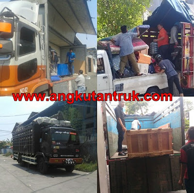 Sewa Truk Surabaya Bandung Murah