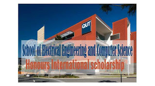 School of Electrical Engineering and Computer Science Honours International Scholarship
