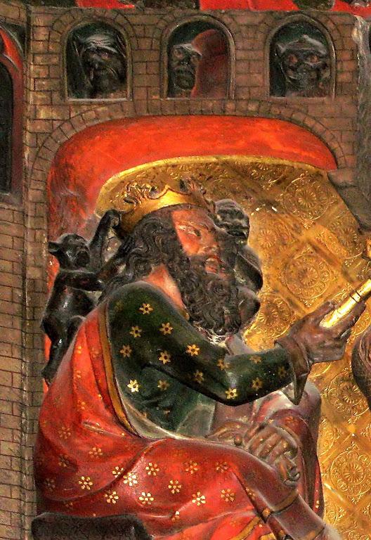Herodes o Magno ordena a massacre dos inocentes de Belém