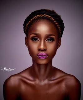 Jane Etaoghene Tialobi @ Claridan TV