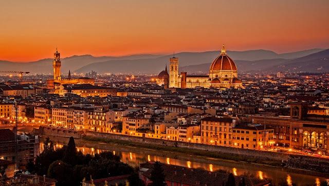 Melhores restaurantes em Florença