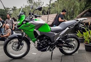 Kawasaki Versys X At Berts Megamall