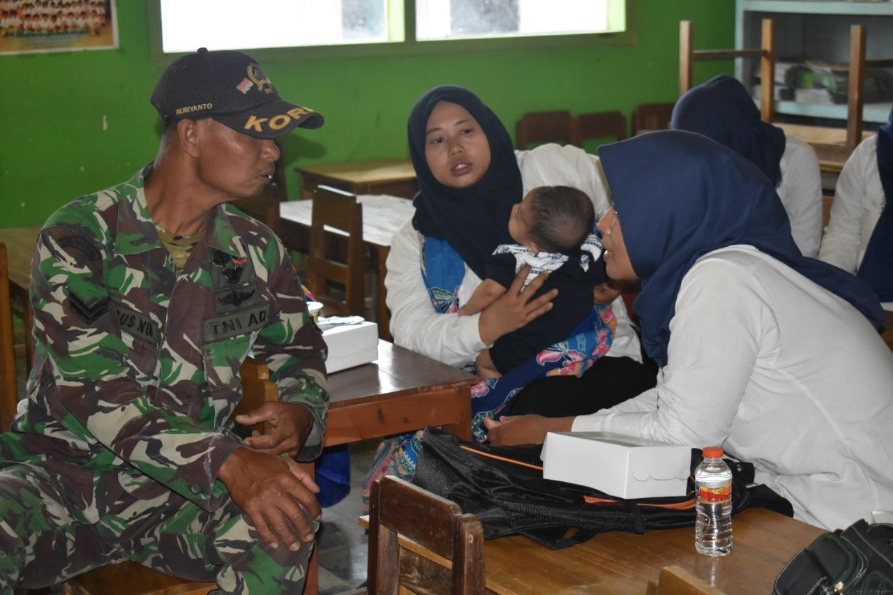 Begini Kebersamaan dan Kekompakan TMMD 2016 Kodim Malang