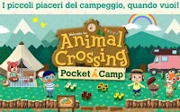Il Simulatore di campeggio Animal Crossing (Nintendo) gratis per Android e iPhone