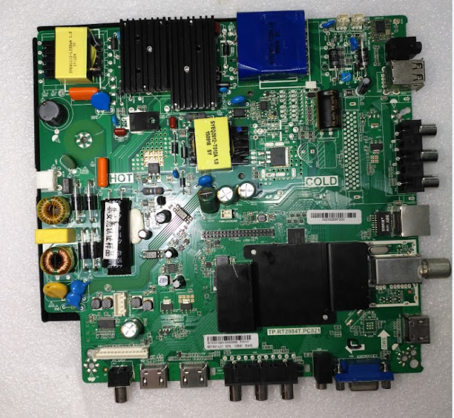 TP.RT2984T.PC821 Smart LED TV Board Software Free Download