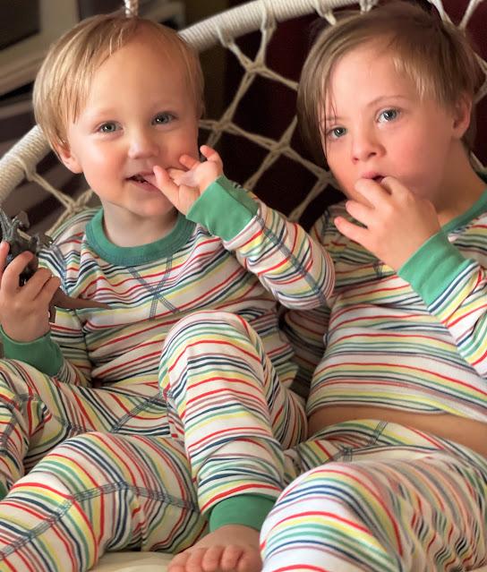 matching pajamas for kids