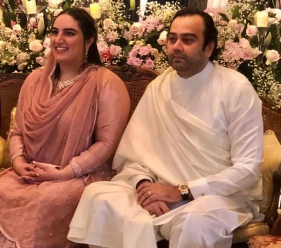 Bakhtawar Bhutto Engagement In Pics 2