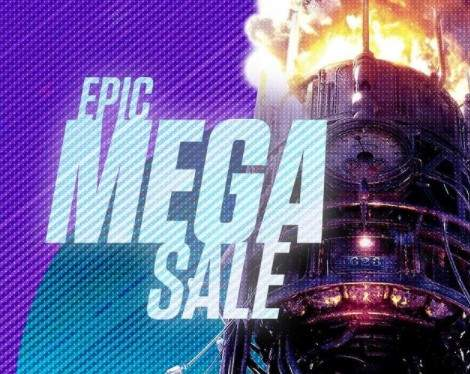 Epic Games Store Sale