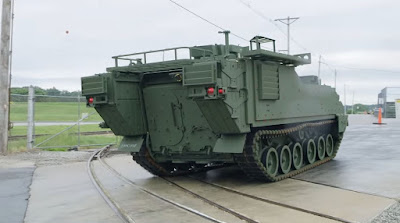 Armored Multi-Purpose Vehicle