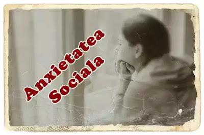 wiki anxietatea sociala cauze explicatie simptome