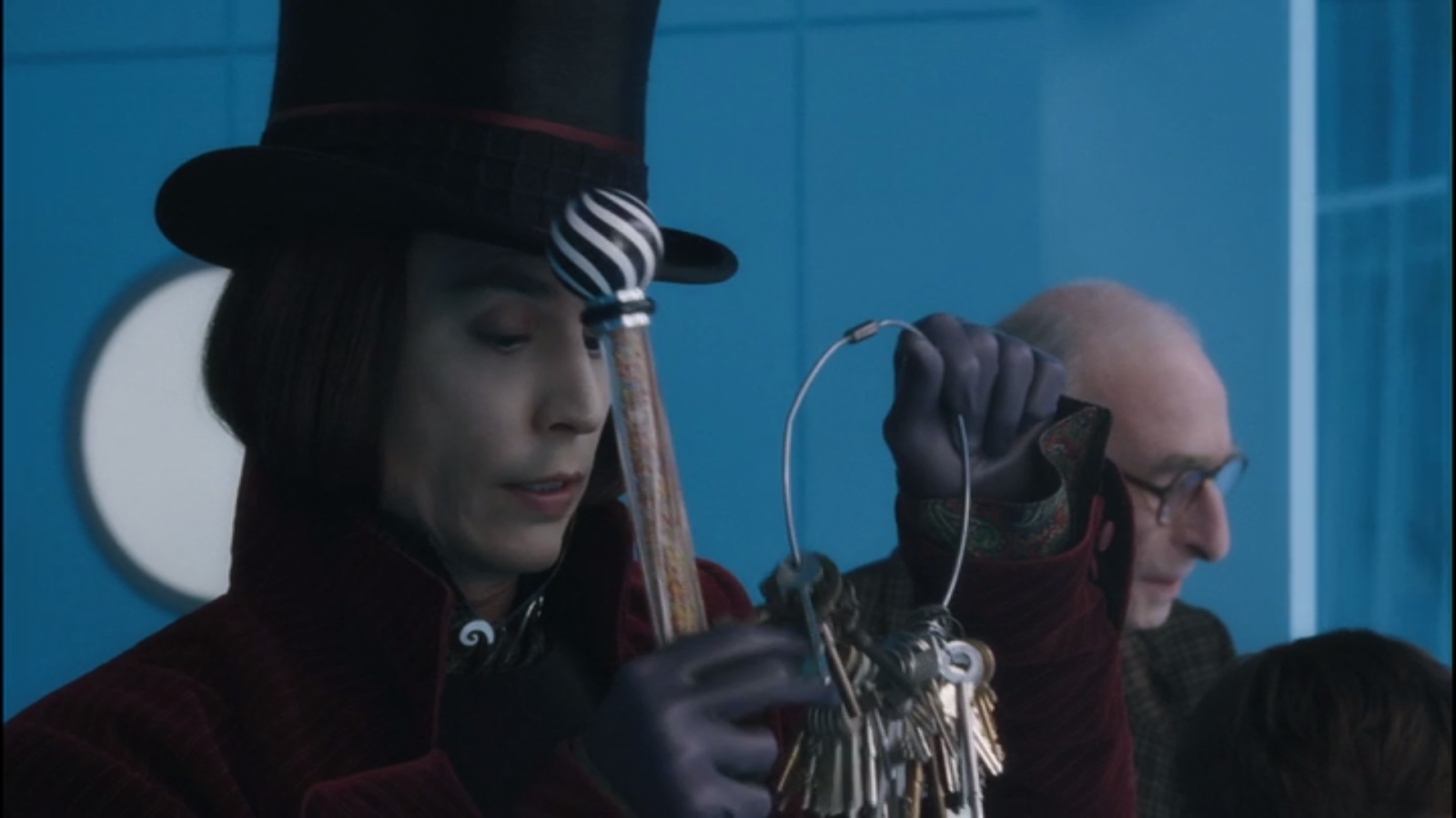 AoM: Movies et al.: Charlie and the Chocolate Factory (2005)
