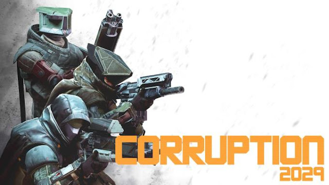 Corruption 2029 most of the time its not necessary to attack, but to think about how to quickly destroy enemies.