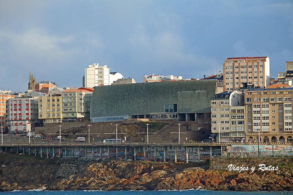Domus de A Coruña