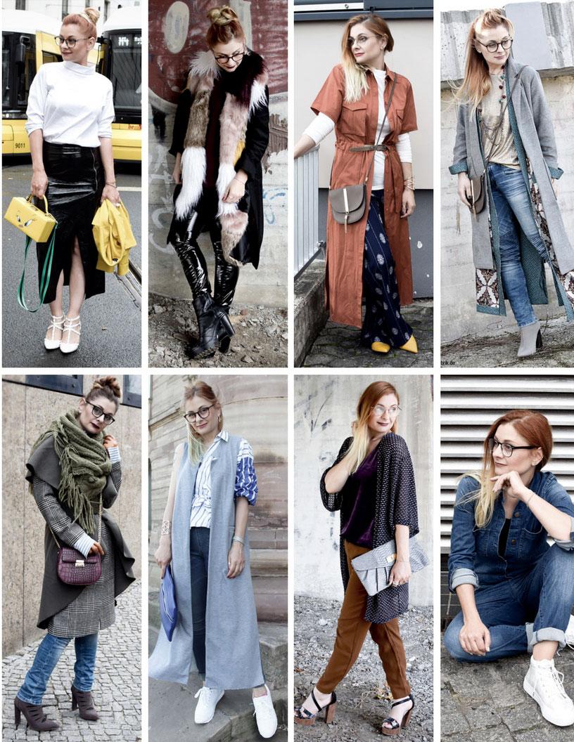 Outfits für Frauen Ü40 und Ü30, Wie style ich mich mit über 40 modisch
