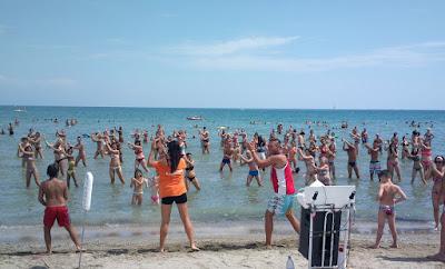 Playas Fiesteras