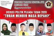 PWI Tuban Gelar Diskusi, Undang 3 Paslon Peserta Pilkada