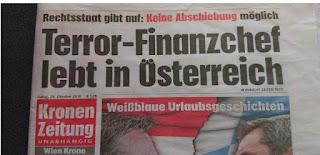 Avusturya Halk Cephesi Açıklama: 'Kronen Zeitung' Yalancı, İftiracı ve Tetikçidir