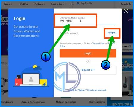 Flipkart Account Inactive