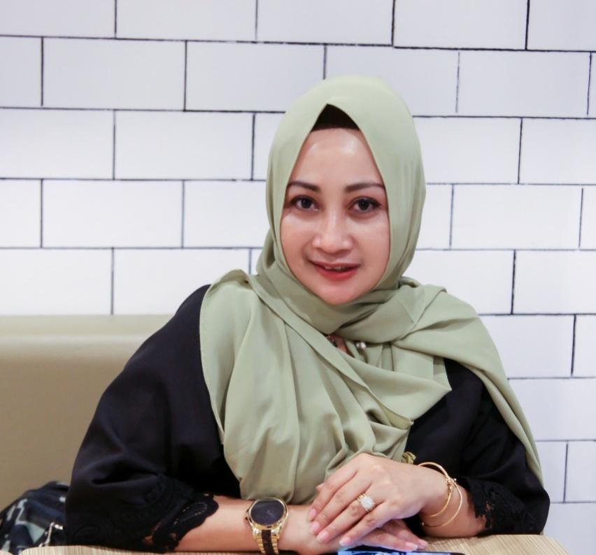 Julia Putri Tokoh Perempuan Digaungkan Maju di Pilwalkot Makassar 2020