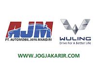 Lowongan Kerja Jogja di PT Automobil Jaya Mandiri (AJM) Juli 2021