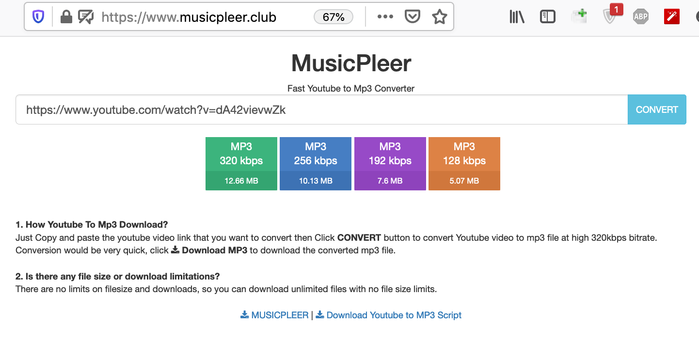 [Image: Free%2BYoutube%2Bto%2BMP3%2BConverter%2B...cPanel.png]