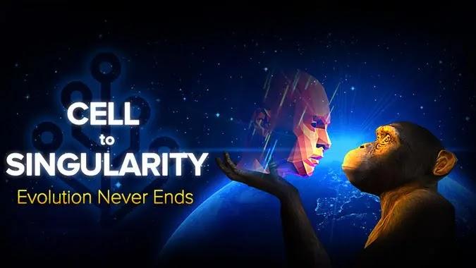 Cell to Singularity الاستفادة من قصة التطور غير عادية في هذه اللعبة الفرس الكونية.