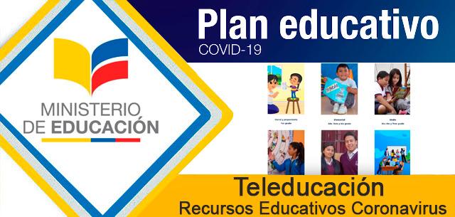 recursos2 educacion gob ec Plan Educativo COVID19 Ministerio de Educación