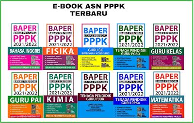 Download E book PPPK terbaru. ASN PPPK Terbaru