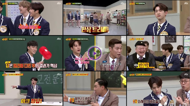Knowing Brother Episode 118 Subtitle Indonesia