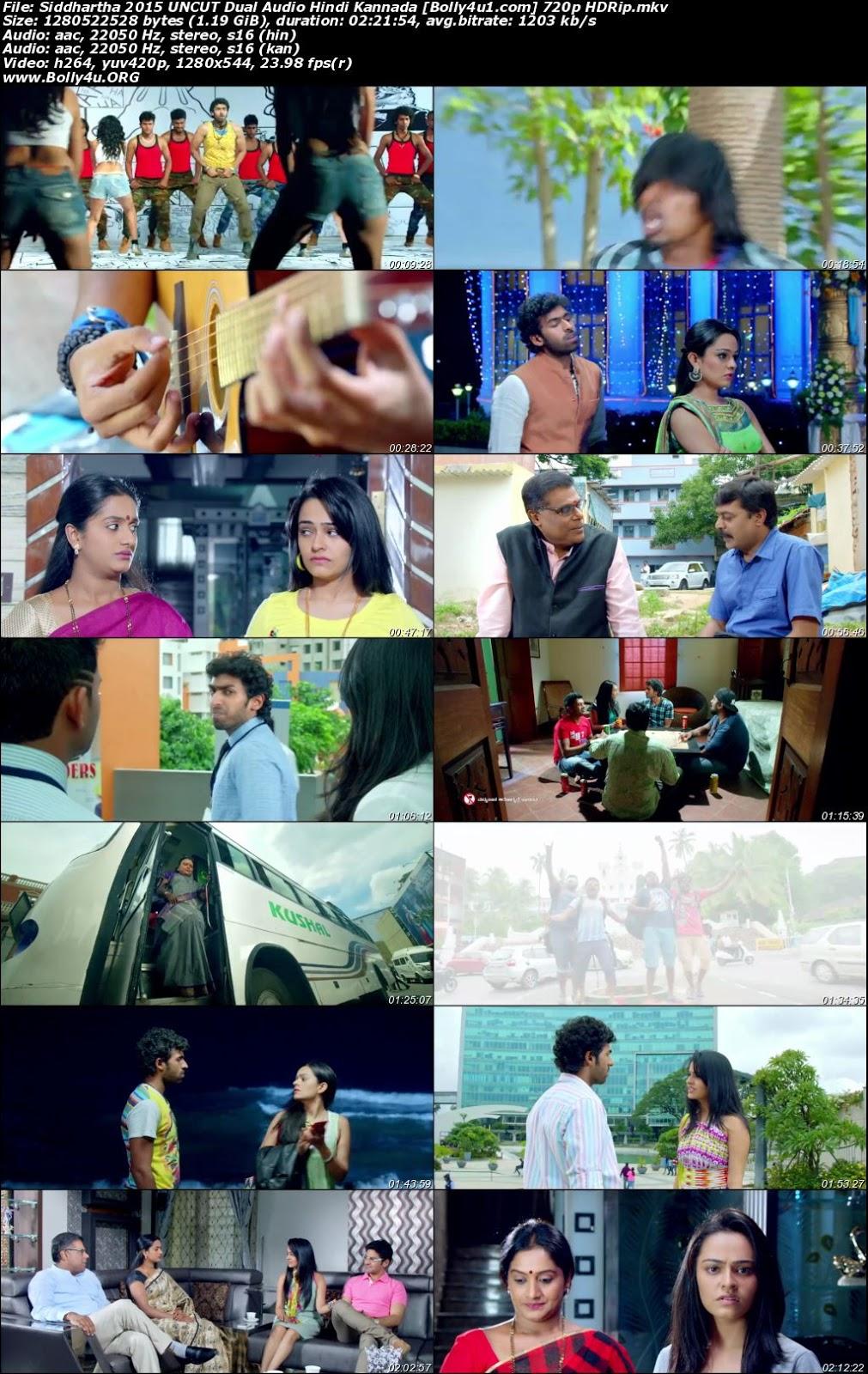 Siddhartha 2015 HDRip 450MB UNCUT Hindi Dubbed 480p Download